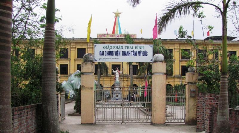 ĐCV Thái Bình