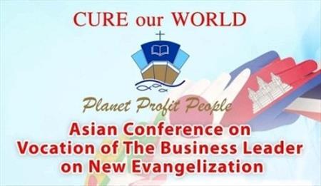 Thư mời của Hiệp Hội các Doanh Nghiệp Công Giáo Thái Lan