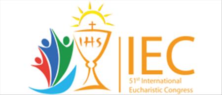 Thư mời đăng ký tham dự  Đại Hội Thánh Thể Quốc tế 2016 tại Cebu, Philippines