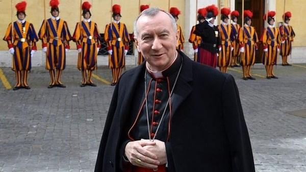 """Đức hồng y Parolin: """"Linh mục là người gìn giữ niềm vui"""""""