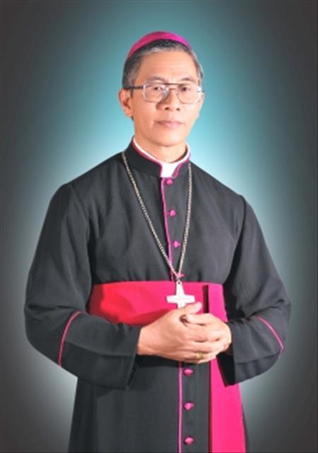 """Tân giám mục Matthêô Nguyễn văn Khôi: """"Được thúc bách bởi chính Tình Yêu Đức Kitô chứ không phải bởi bất kỳ một động lực nào khác"""""""