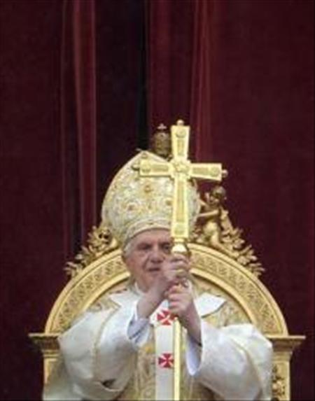Sứ điệp Urbi et Orbi của Đức Thánh Cha Bênêđictô XVI, Lễ Phục sinh 2010