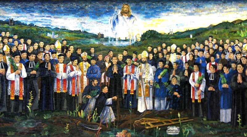 Tóm lược tiểu sử Các Thánh Tử Đạo Việt Nam