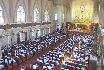 Hội Nghị THHĐ Mục vụ các giáo xứ - giáo họ Năm 2018