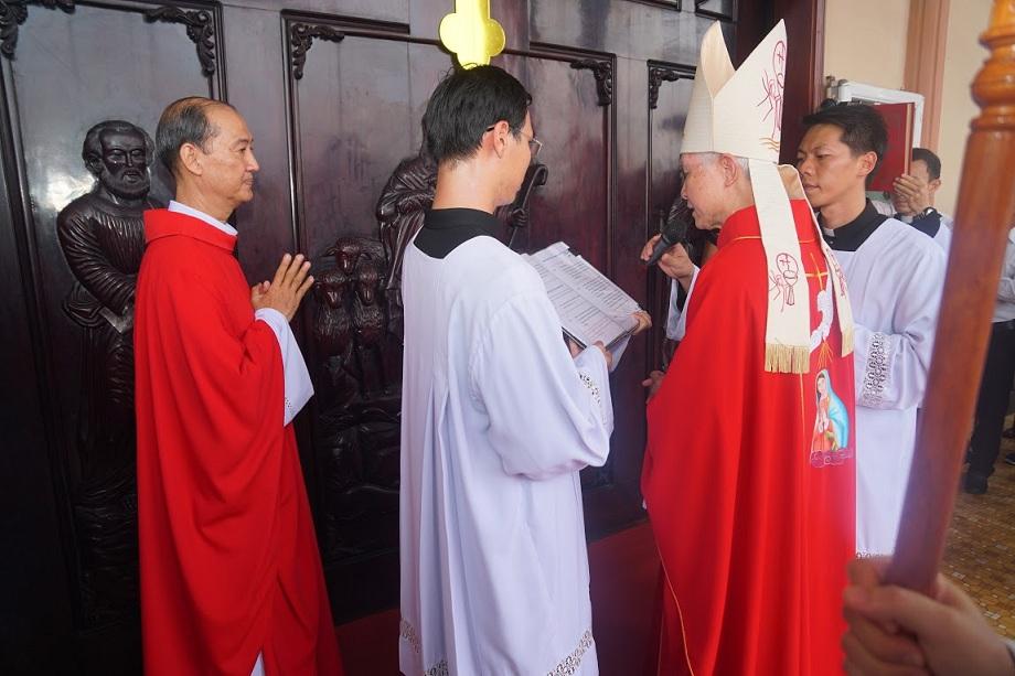 Giáo phận Xuân Lộc: Thánh Lễ Khai Mạc Năm Thánh