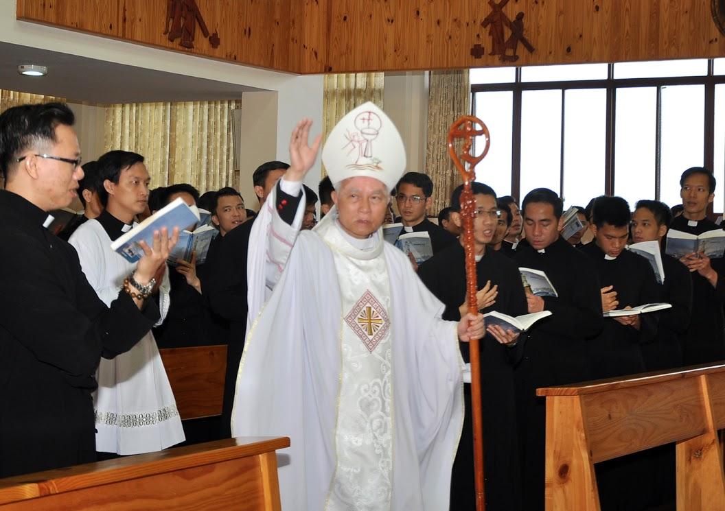 Lễ Kỷ Niệm 5 Năm Tấn Phong Giám Mục Đức Cha Giuse
