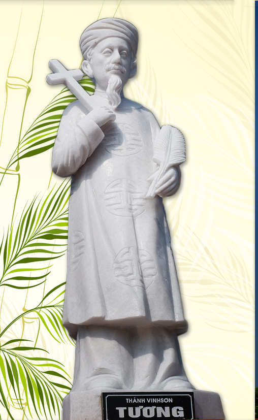 Hạnh Thánh Vinhsơn Nguyễn Mạnh Tương, tử đạo ngày 16/06/1862
