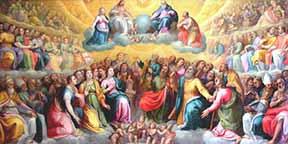 Nước Trời là của họ (1.11.2019 – Thứ Sáu - Lễ Các thánh Nam Nữ)