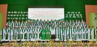 Bài đúc kết khóa thường huấn lần VI dành cho các nhà đào tạo những ứng sinh linh mục tại Việt Nam