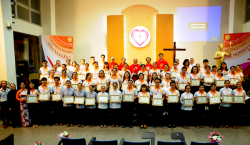 TGP. Sài Gòn-TP. HCM: Bế mạc Tuần lễ giáo lý 2018