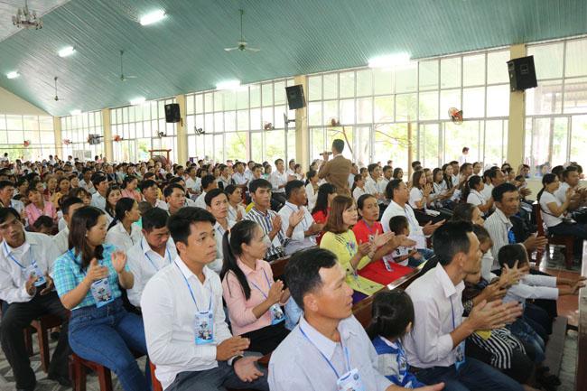 Ngày gặp mặt các Gia Đình Trẻ Giáo phận Huế tại Linh Địa La Vang