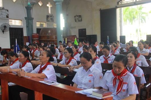 Thường huấn Giáo lý viên Giáo phận Thái Bình năm 2018