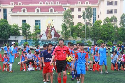 Đại hội thể thao olympic năm 2018 tại Nhà Chung Giáo phận Thái Bình