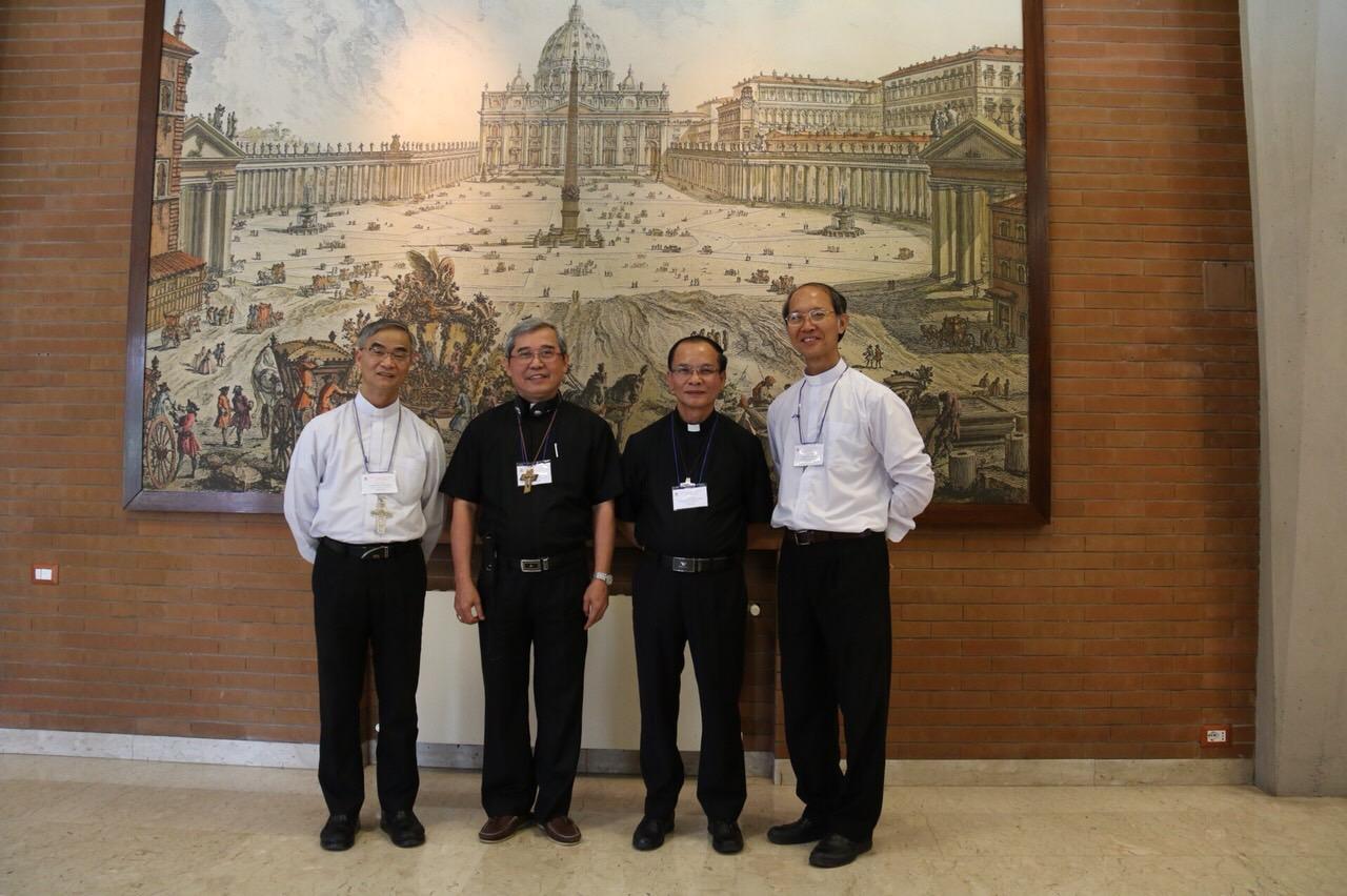 Khoá hội thảo dành cho các giám mục thuộc Bộ Truyền giáo tại Rôma