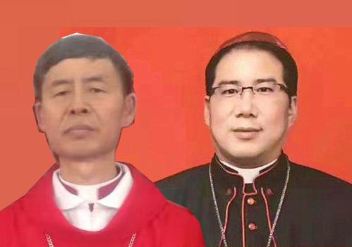 Hai Giám mục Trung quốc đầu tiên được tấn phong sau hiệp định giữa Vatican và Trung quốc