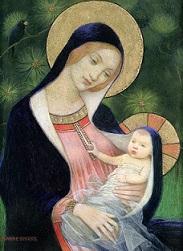 Ghi nhớ và suy niệm trong lòng (1.1.2019 – Thứ Ba - Thánh Maria, Mẹ Thiên Chúa)