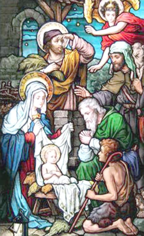TIN MỪNG TRỌNG ĐẠI (25.12.2020 – Lễ đêm – Lễ Chúa Giáng Sinh)