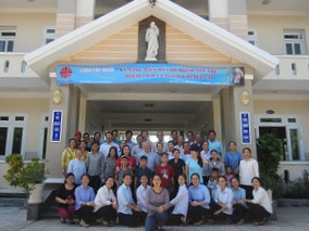 Caritas Phan Thiết tổ chức Khóa tập huấn
