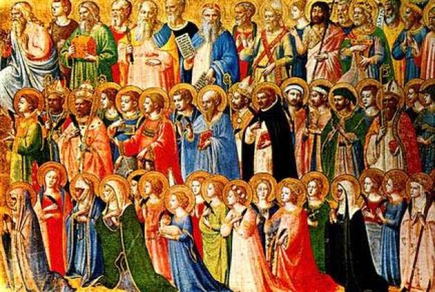 Nước Trời là của họ  (01.11.2018 – Thứ Năm - Lễ các Thánh Nam Nữ)