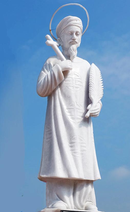 Hạnh Thánh Đaminh Nguyễn Đức Mạo, tử đạo ngày 16/06/1862