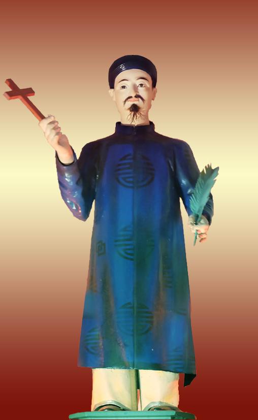Hạnh Thánh Đaminh Nguyễn Huy Nguyên, tử đạo ngày 16/06/1862