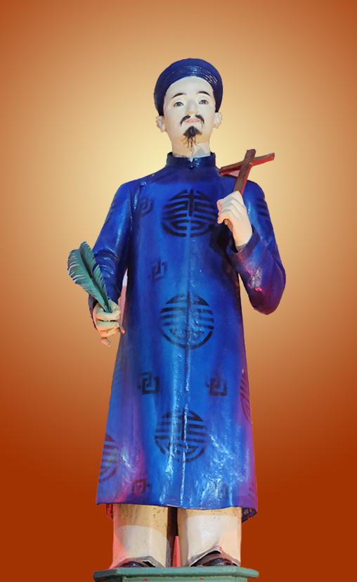 Hạnh Thánh Đaminh Nguyễn Đức Nhi, tử đạo ngày 16/06/1862