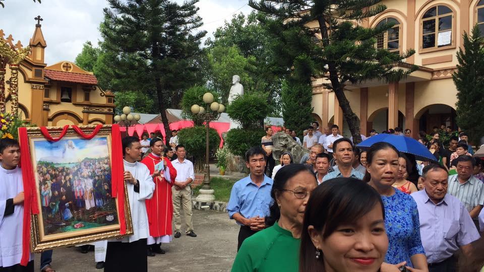Thánh lễ Khai mạc Năm Thánh Các Thánh Tử Đạo Việt Nam tại Giáo phận Lạng Sơn - Cao Bằng