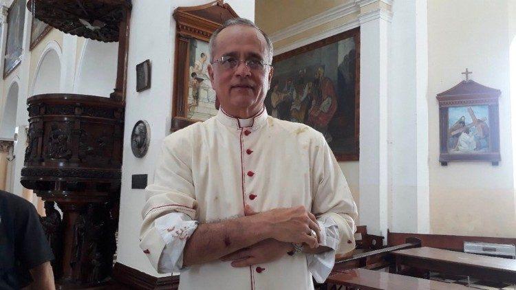 Nicaragua: Đức Hồng y, Khâm sứ Tòa thánh và một Giám mục bị tấn công bởi lực lượng bán quân sự