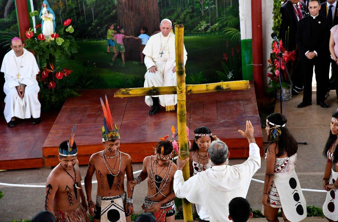 Chuẩn bị Thượng HĐGM ngoại thường về lưu vực Amazon