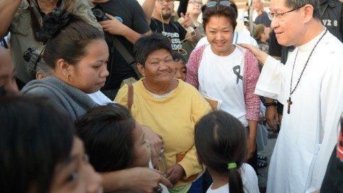 Đức Hồng y Tagle mời gọi các linh mục và tu sĩ Philippines nên thánh