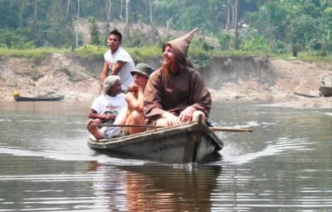 Đưa Tin Mừng đến người dân bản địa Brazil