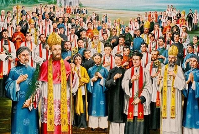 Thư công bố Năm Thánh kỷ niệm 30 năm ngày tuyên phong hiển thánh của 117 vị Thánh Tử Đạo tại Việt Nam (1988 - 2018)
