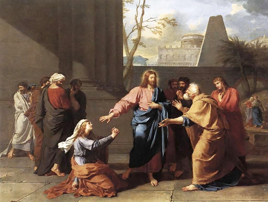 Lòng tin của bà lớn thật (8-8-2018 – Thứ Tư: Thánh Đaminh, linh mục)
