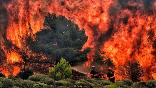 Đức Giáo Hoàng và Đức Thượng Phụ Bartolomaios kêu gọi chống cháy rừng
