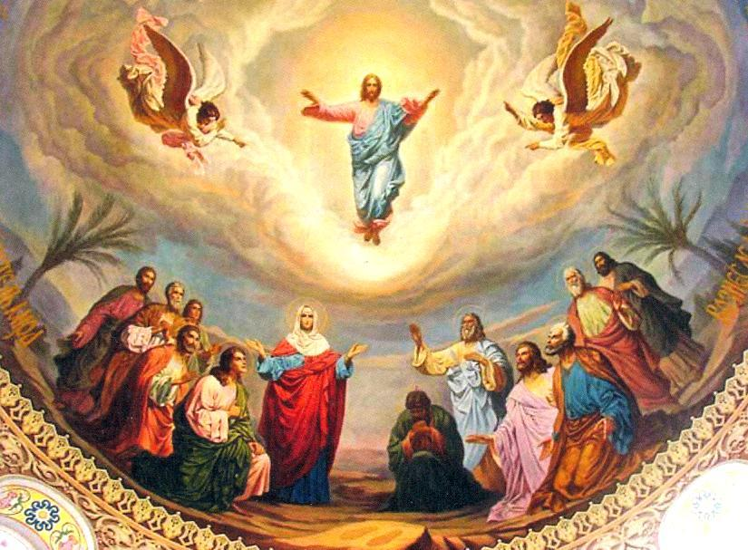 Có Chúa cùng hoạt động (13.5.2018 – Chúa nhật 7 Phục sinh: Chúa Thăng thiên)