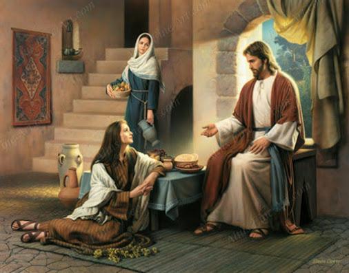 Học hỏi Phúc âm: Chúa nhật 16 Thường niên năm C