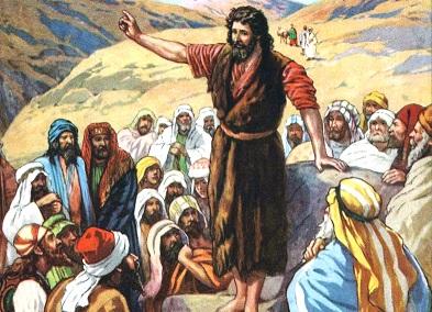 Có lời Thiên Chúa phán (09.12.2018 – Chúa nhật 2 Mùa Vọng, Năm C)