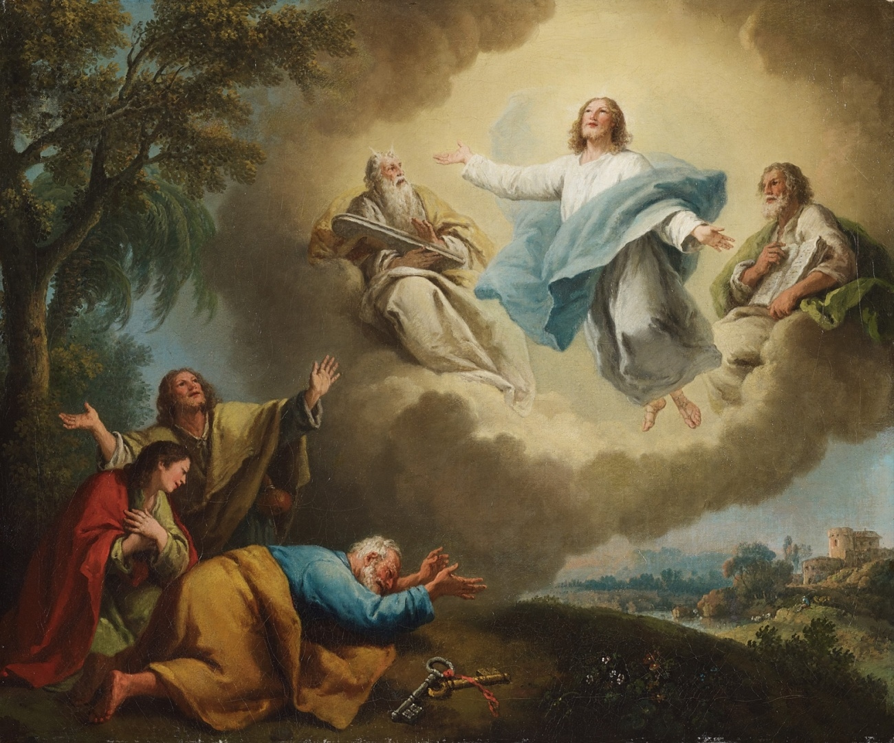 Hãy nghe Người (06-8-2021 - Thứ Sáu Tuần 18 TN: Lễ Chúa hiển dung)
