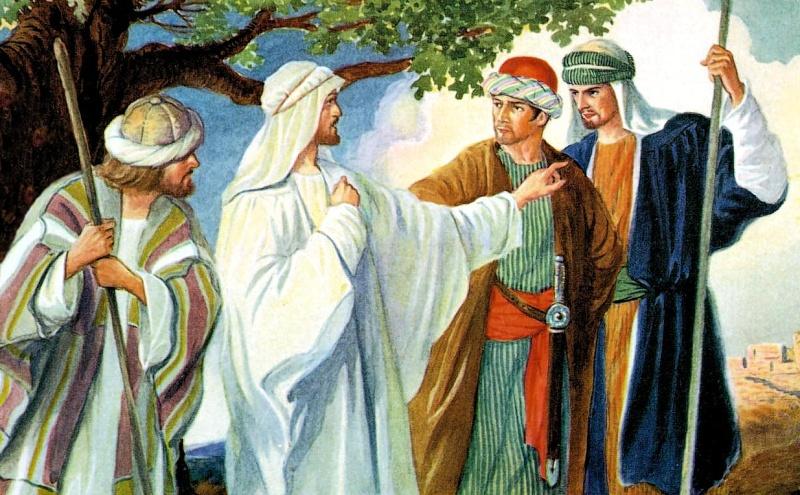 Học hỏi Phúc âm: Chúa nhật 14 Thường niên năm C