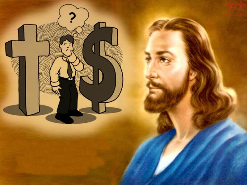 Học hỏi Phúc âm: Chúa nhật 25 Thường niên năm C