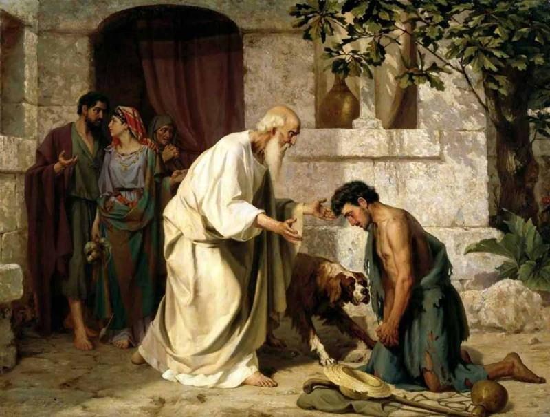 Học hỏi Phúc âm: Chúa nhật 24 Thường niên năm C