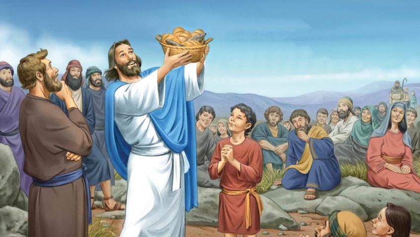 Học hỏi Phúc âm: Chúa nhật Lễ Mình Máu Thánh Chúa - năm C