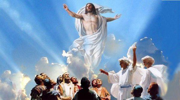 Được rước lên trời  (16.5.2021 – Chúa Nhật 7 Phục Sinh: Chúa Thăng thiên)