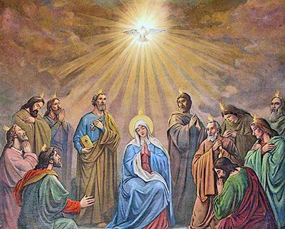 Hãy nhận lấy Thánh Thần (09.6.2019 – Chúa Nhật Chúa Thánh Thần Hiện xuống)