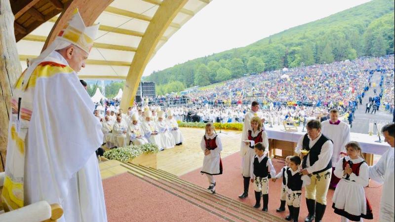 Đức Thánh Cha Phanxicô thăm viếng Rumani: Ngày 1-6-2019