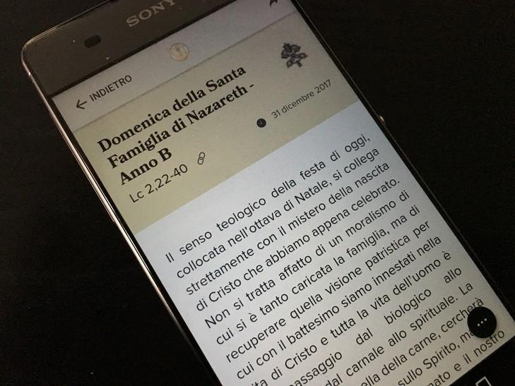 Clerus App: ứng dụng giúp các linh mục soạn bài giảng
