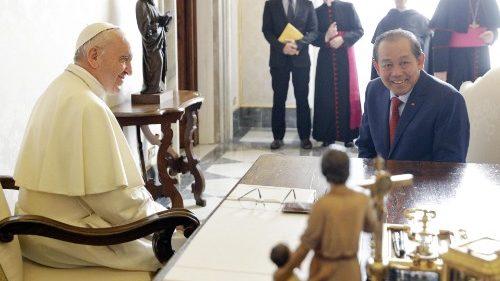 Cuộc gặp lần VIII của Nhóm làm việc giữa Toà Thánh và Việt Nam