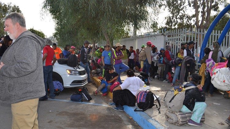 Di dân Trung Mỹ: Thực tế làm thay đổi giấc mơ
