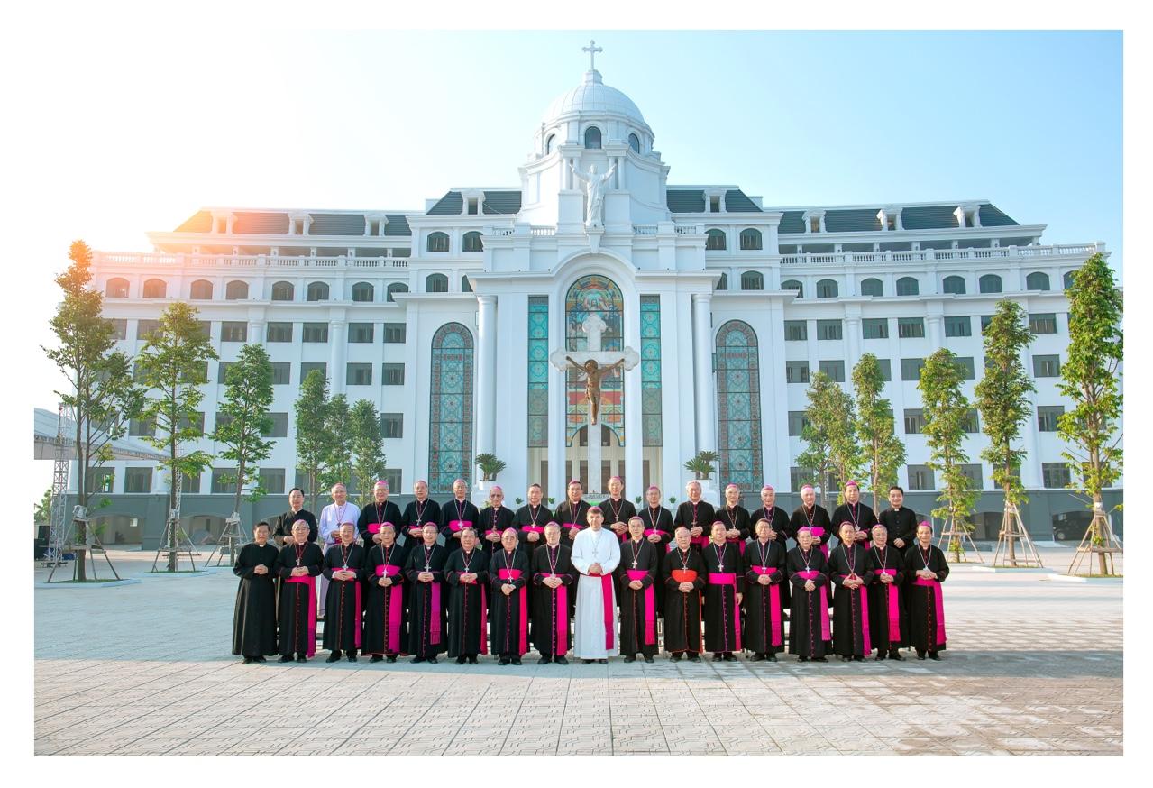 Biên bản Đại hội XIV Hội đồng Giám mục Việt Nam