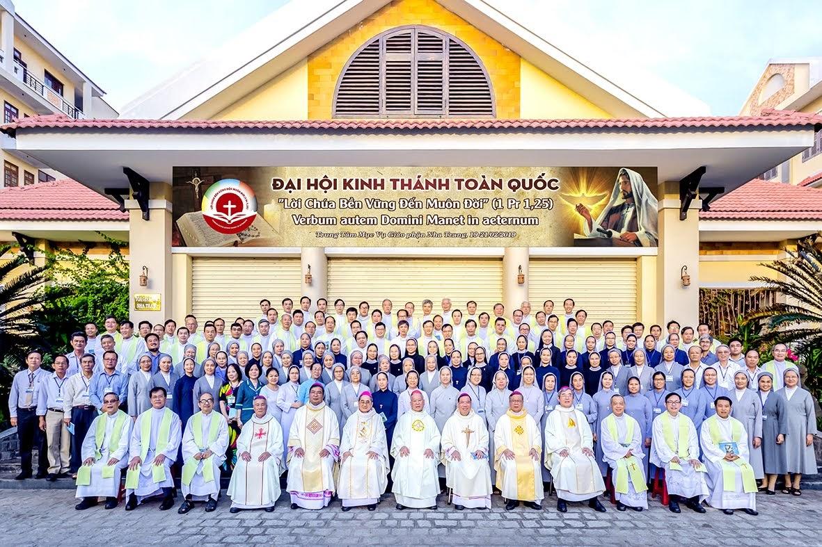 Đại hội Kinh Thánh toàn quốc tại Tòa Giám mục Nha Trang